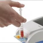 Прибор для измерения газов крови собак и кошек