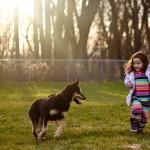 Как привить ребенку любовь к животным?