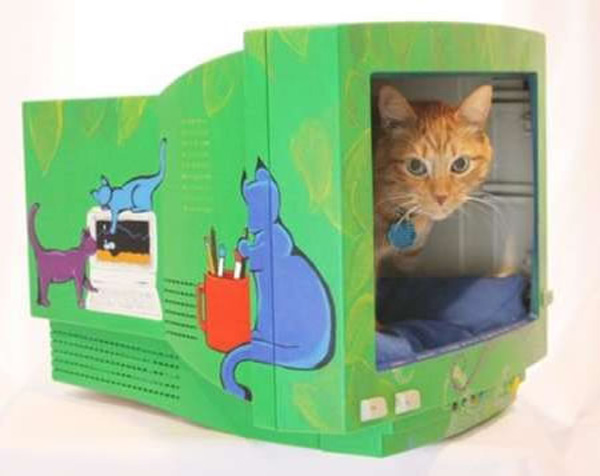 Computer-Monitor-Cat-Bed-1