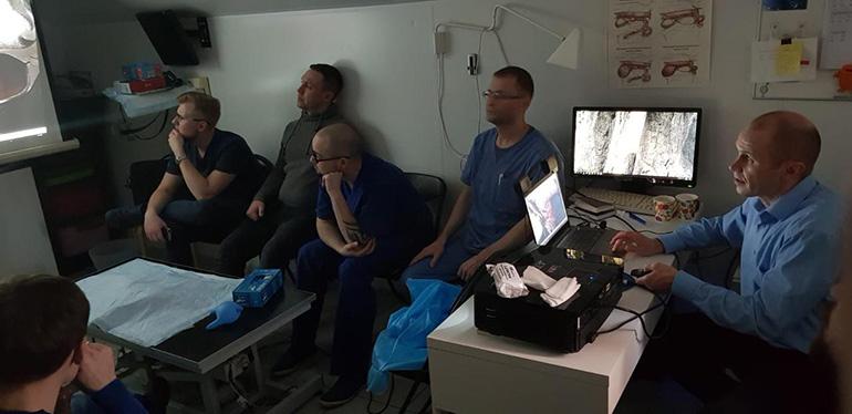 Инструктаж перед операцией