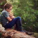 Комфортный отдых на даче с любимой кошкой