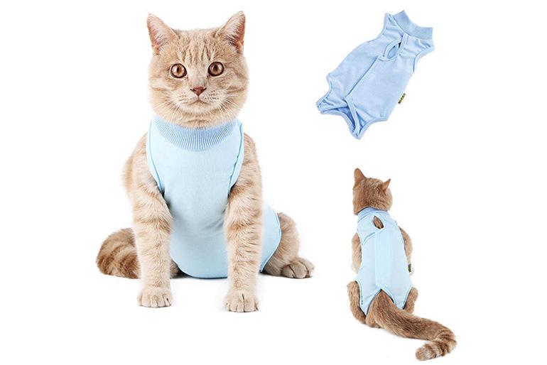 Вид попоны для кошек